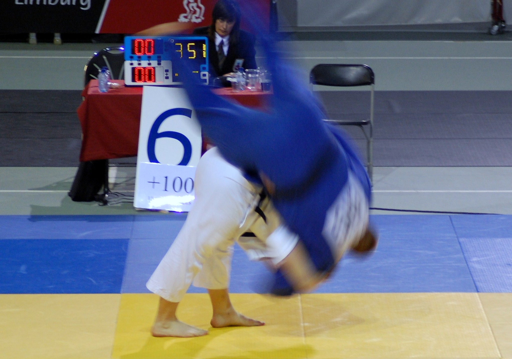 Judo jako sport