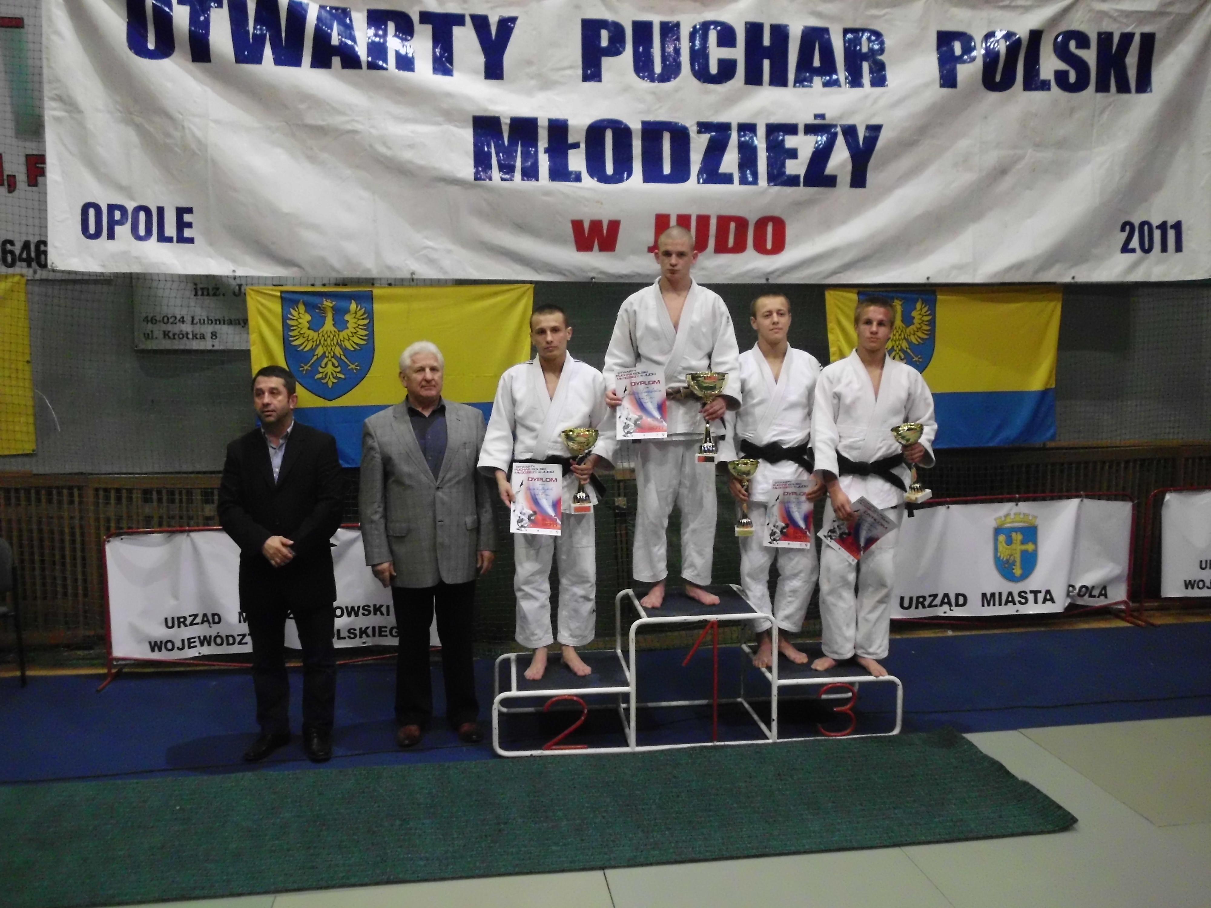 Złoto i srebro na Otwartym Pucharze Polski Młodzieży