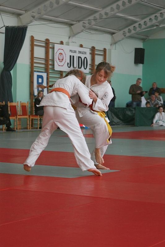 Zimowy Turniej Judo Dzieci i Młodzików – Poznań, 29.01.2012 r.