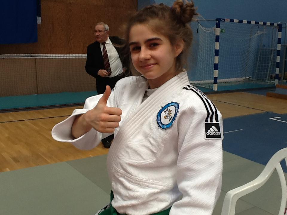 Nominacja na Mistrzostwa Europy Juniorek Młodszych