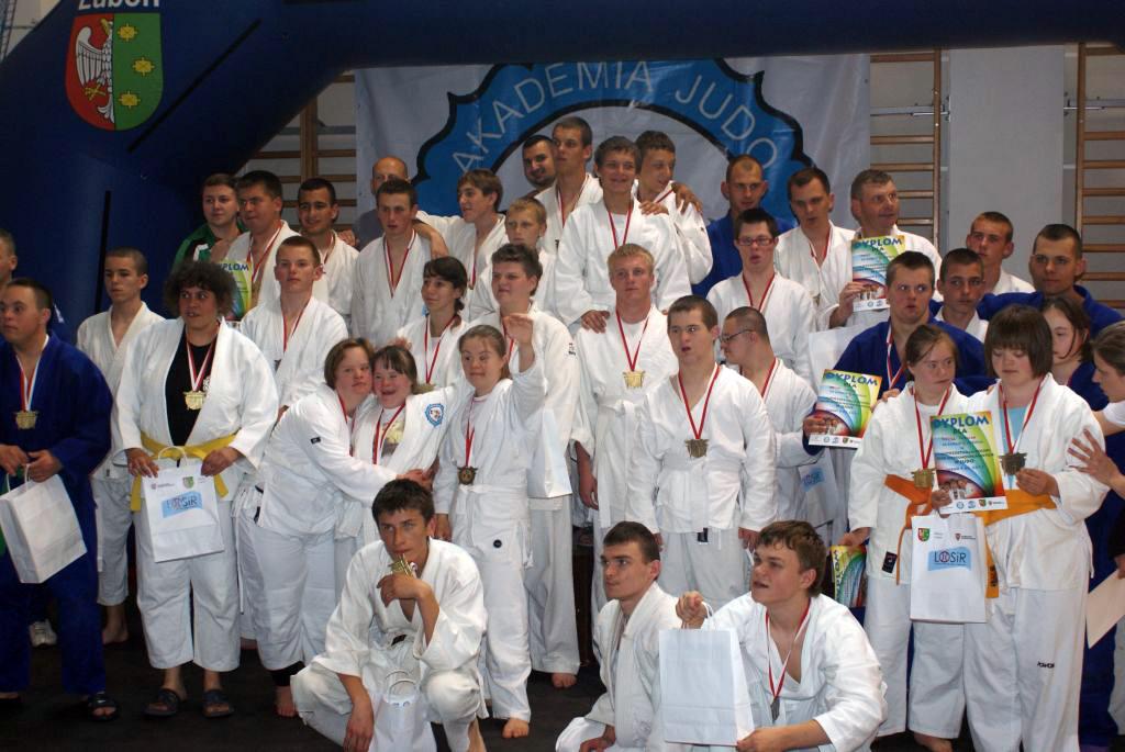 I Mistrzostwa Polski Osób Niepełnosprawnych w Judo – relacja