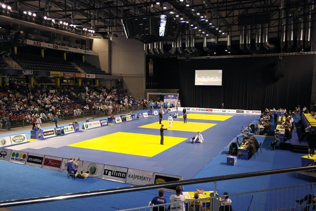 Mistrzostwa Europy w  Judo