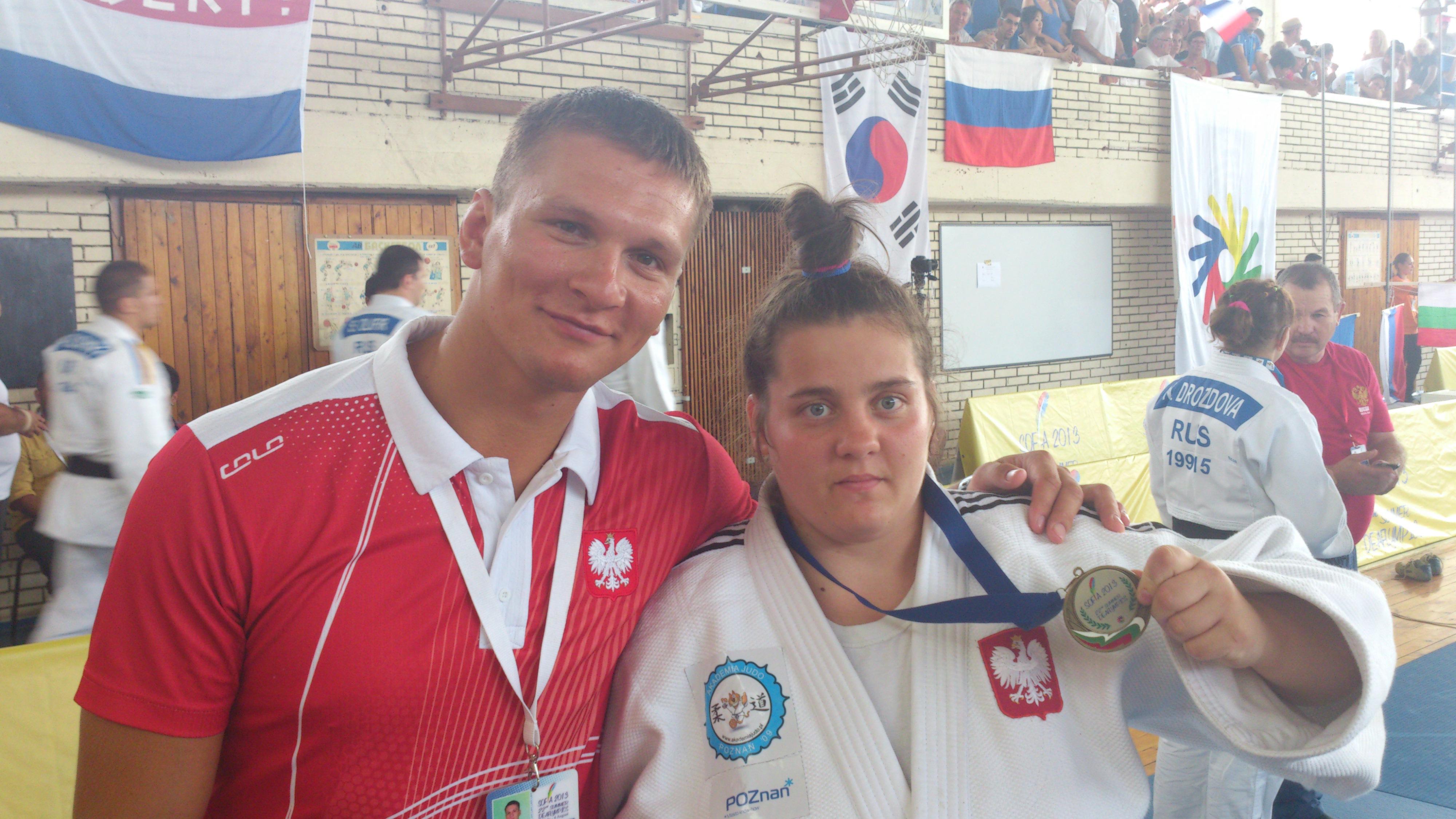 Brązowy Medal Igrzysk Olimpijskich Głuchych w JUDO