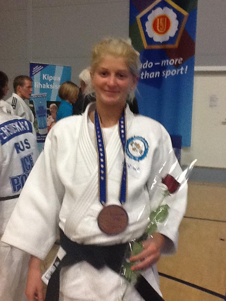 Medal na Pucharze Europy Seniorek