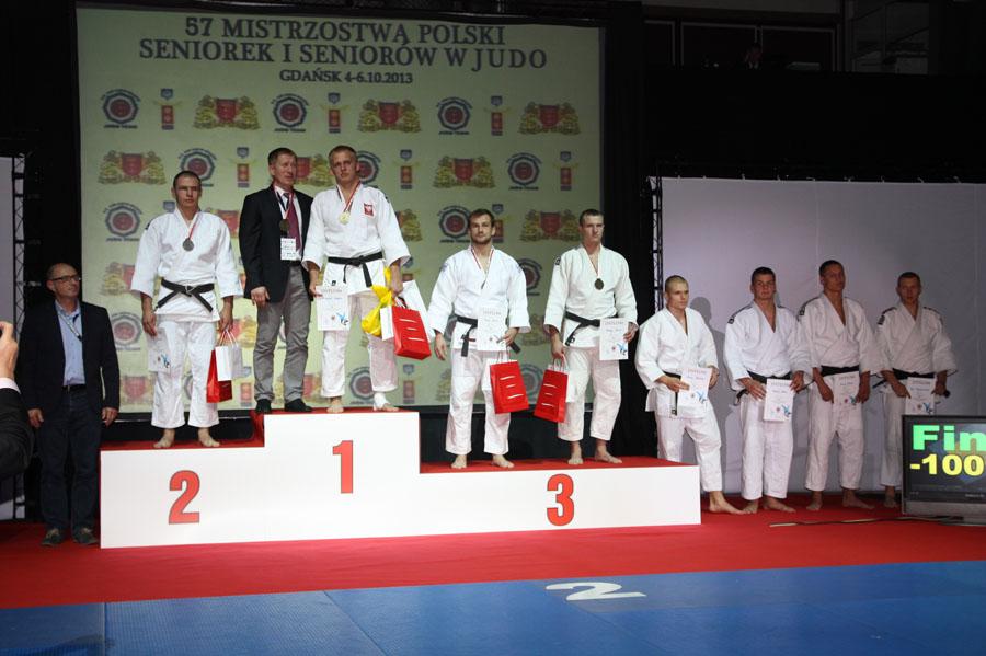 Brązowy Medal Mistrzostw Polski Seniorów!
