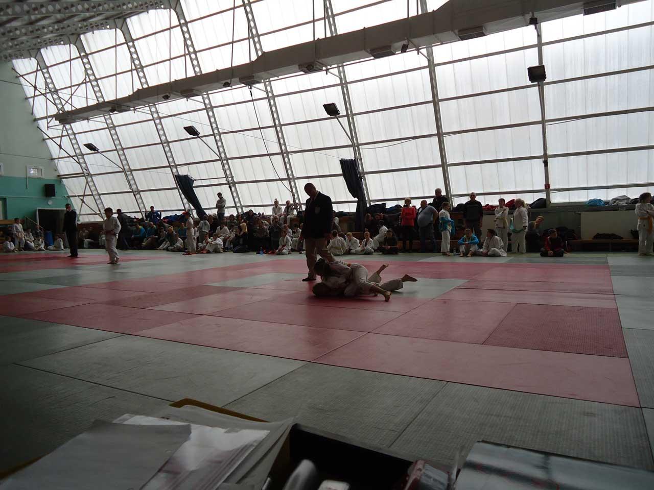 Gwiazdkowy Turniej Judo Dzieci i Młodzików – relacja