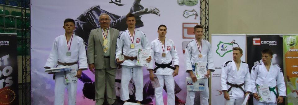 Złoty medal Adama Stodolskiego na OOM