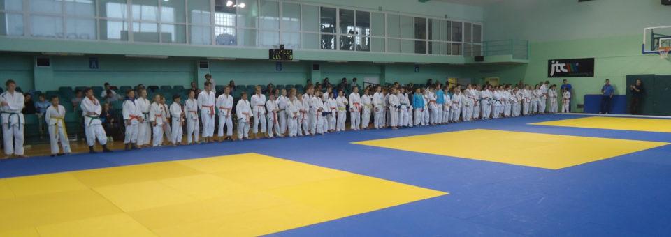 Jesienny Turniej Judo Dzieci – Poznań, 01.10.2016 r.